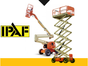 3a and 3b IPAF Mewp Training Courses